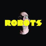 Cover art - Luke Solomon: Robots