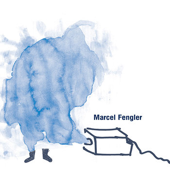 Cover art - Marcel Fengler: Friction