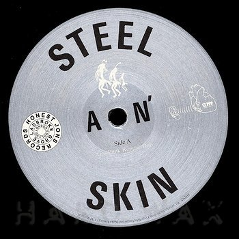 Cover art - Steel An' Skin: Afro Punk Reggae Dub