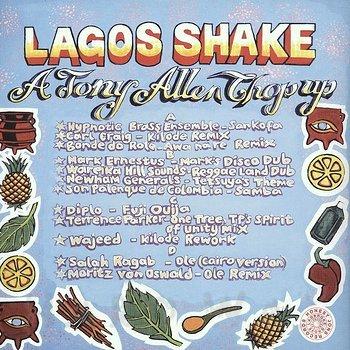 Cover art - Various Artists: Lagos Shake - A Tony Allen Chop Up