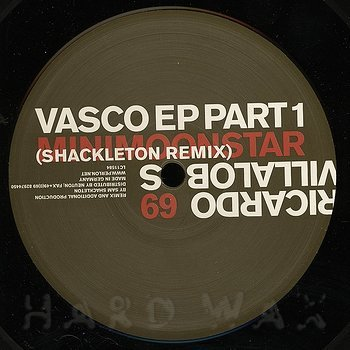 Cover art - Ricardo Villalobos: Vasco EP Part 1