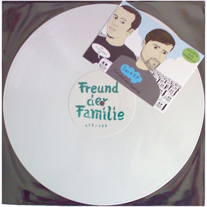 Cover art - Freund der Familie: Sark EP
