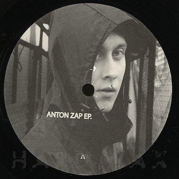 Anton Zap: EP - Hard Wax