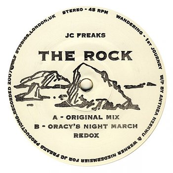 Cover art - JC Freaks: The Rock