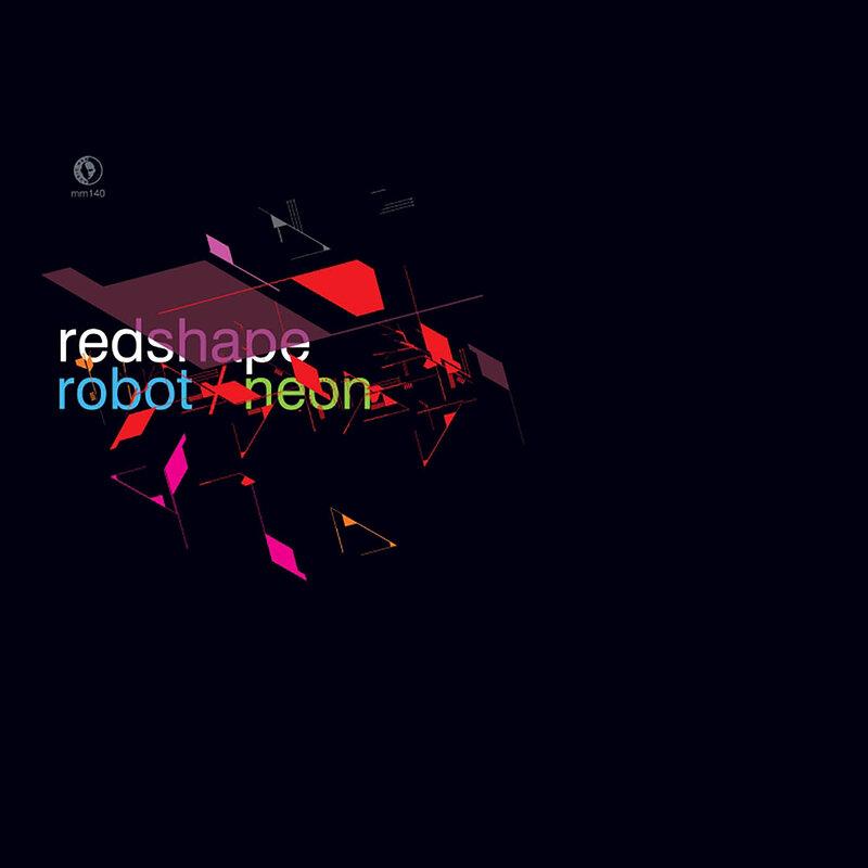 Cover art - Redshape: Robot
