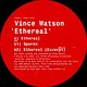 Cover art - Vince Watson: Ethereal