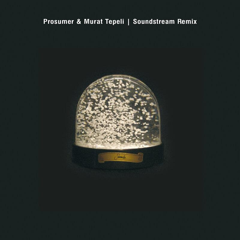 Cover art - Prosumer & Murat Tepeli: Serenity