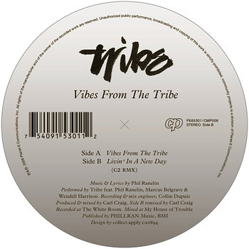 Cover art - Tribe: Vibes From The Tribe