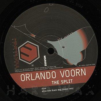 Cover art - Various Artists: The Split