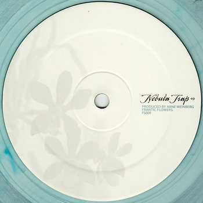 Cover art - Arne Weinberg: Nebula Trap EP