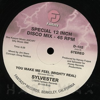 Cover art - Sylvester: Dance (Disco Heat)