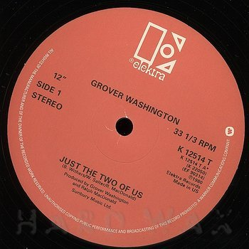 Cover art - Grover Washington: Just The Two Of Us