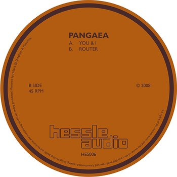 Cover art - Pangaea: You & I