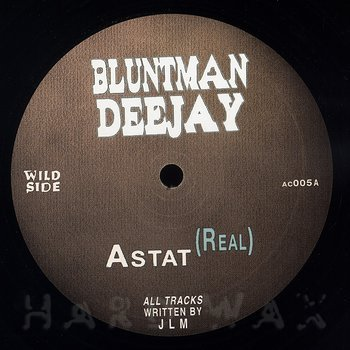 Cover art - Bluntman Deejay: Esoteric (Real) EP