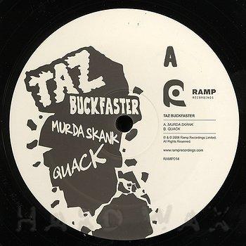 Cover art - Taz Buckfaster: Murda Skank