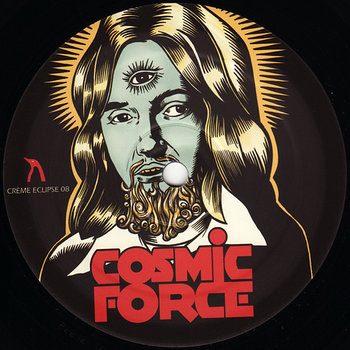 Cover art - Cosmic Force: Uncompromised