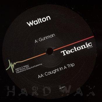 Cover art - Walton: Gunman
