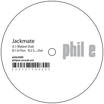 Cover art - Jackmate: Malawi Dub