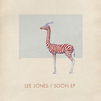 Cover art - Lee Jones: Soon EP