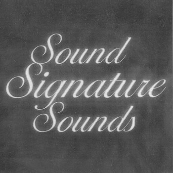 Cover art - Theo Parrish: Sound Signature Sounds