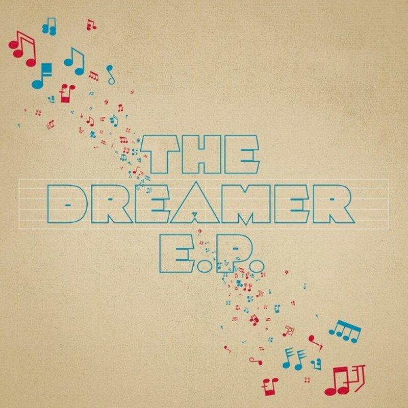Cover art - Spencer Parker: The Dreamer EP