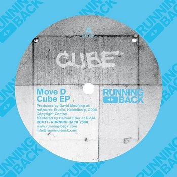 Cover art - Move D: Cube EP