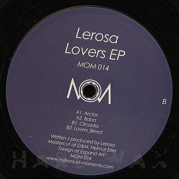 Cover art - Lerosa: Lovers EP