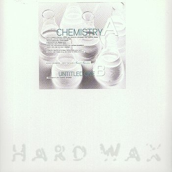 Cover art - Theo Parrish: Chemistry