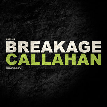 Cover art - Breakage: Callahan