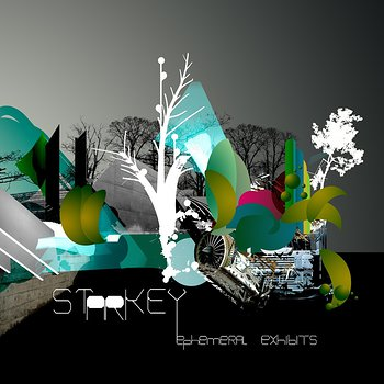 Cover art - Starkey: Ephemeral Exhibits