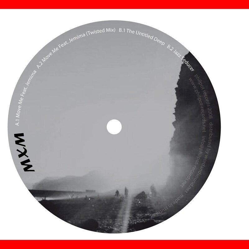 Cover art - MXM: Move Me