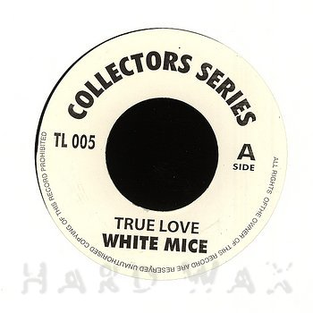 Cover art - White Mice: True Love