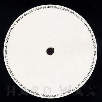 Cover art - Pearson Sound: XLB