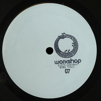 Cover art - Even Tuell: Workshop 07