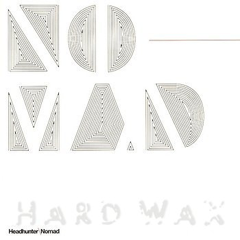 Cover art - Headhunter: Nomad