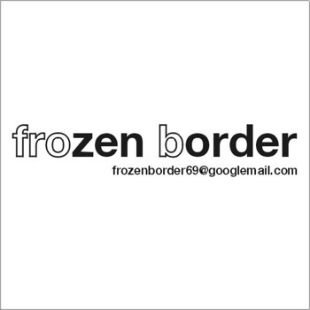 Cover art - Frozen Border: Frozen Border 01