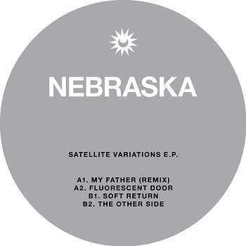 Cover art - Nebraska: Satellite Variations EP