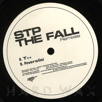 Cover art - STP: The Fall Remixes