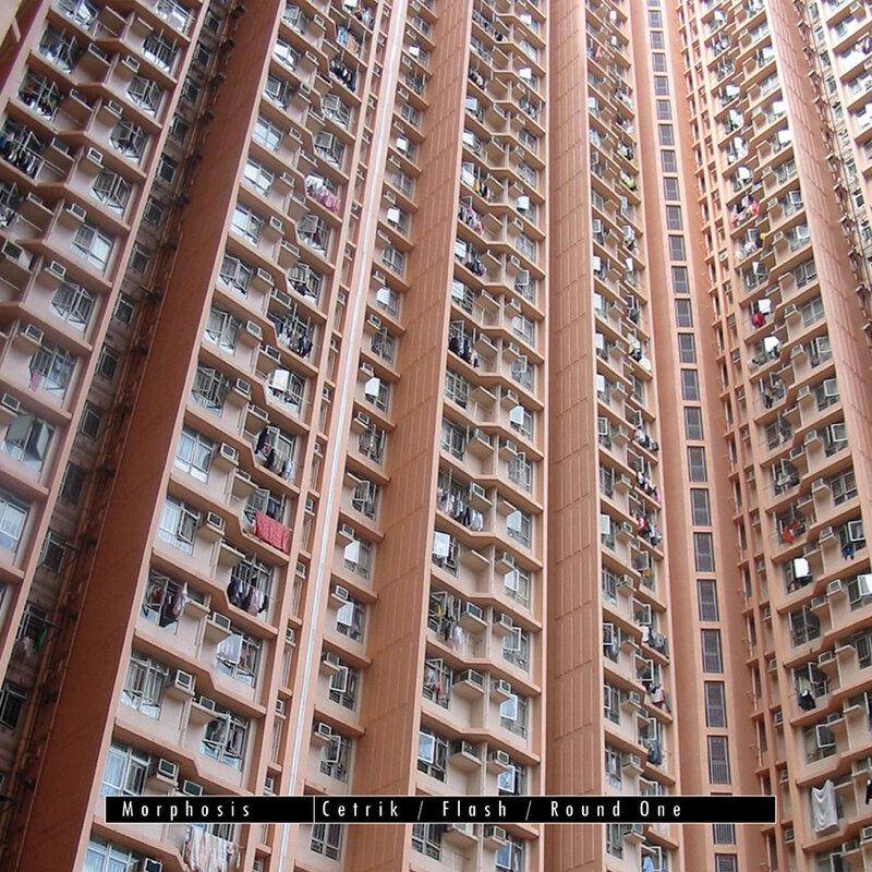 Cover art - Morphosis: Cetrik EP