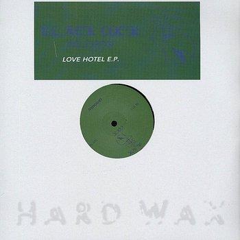 Cover art - DJ Harvey: Love Hotel E.P.