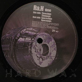 Cover art - Ra.H: Time