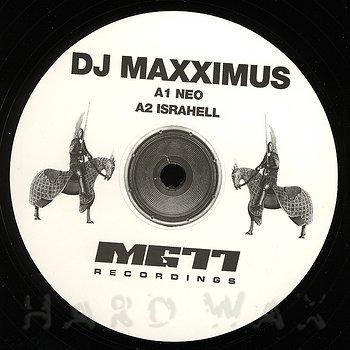 Cover art - DJ Maxximus: Neo