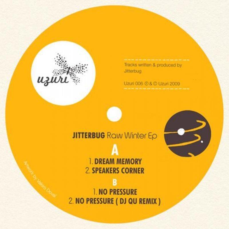 Cover art - Jitterbug: Raw Winter EP