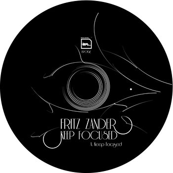 Cover art - Fritz Zander: Keep Focused
