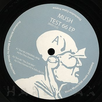 Mush: Test 66 EP - Hard Wax