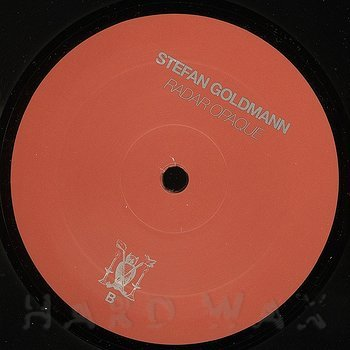 Cover art - Stefan Goldmann: Art Of Sorrow