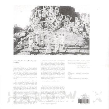 Cover art - Masayoshi Fujita & Jan Jelinek: Schaum