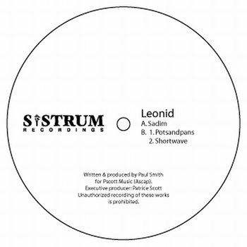 Cover art - Leonid: Sadim