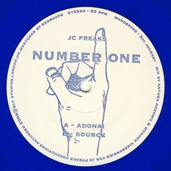 Cover art - JC Freaks: Number One
