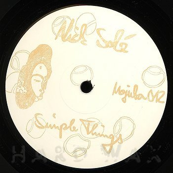 Cover art - Nick Solé: Simple Things